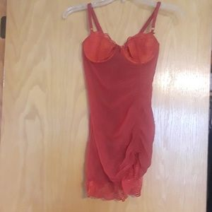 Victoria secret nighty 34B size small